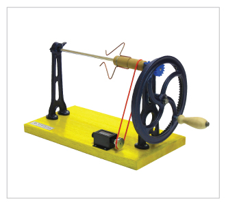 Gear-system Spool Winder  w/ Rotation Counter