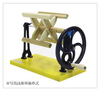 Gear-system Spool Winder  w/ Rotation Counter_3