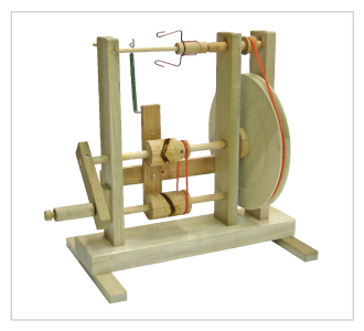 Guide-system Spool Winder